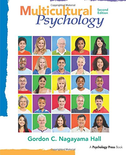 Download Multicultural Psychology 0205632351