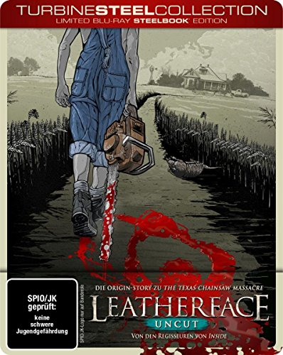 Leatherface - Uncut/Limited Edition [Blu-ray]