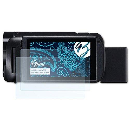 Bruni Película Protectora para Canon Legria HF R88