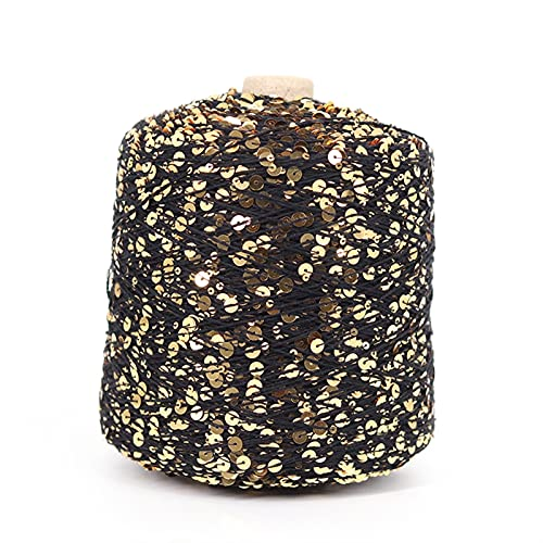 RWEAONT Hilado de Tejido 50g Hilo de acrílico Hilo de Tejido de algodón Hilo de Ganchillo 3 mm + 6...