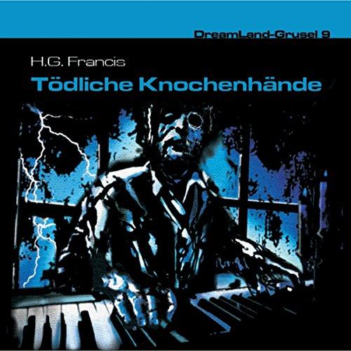 Page de couverture de Tödliche Knochenhände