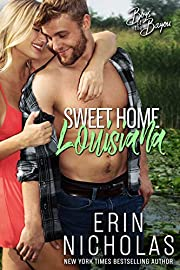 Sweet Home Louisiana (Boys of the Bayou Book 2): A second chance romantic comedy