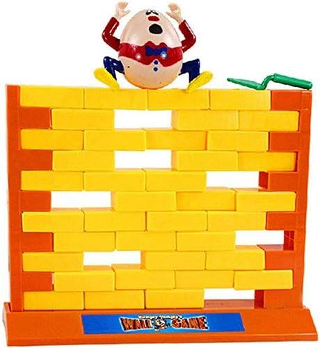 Tu satisfacción es nuestro objetivo PRENKIN Wall Juguete Juego Juego Juego Lindo Colorido de los Niños Demoler Parojo de Juego para Niños interesantes de Juguetes educativos Juguetes Bloques de Construcción  lo último