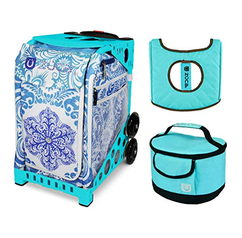 Zuca Sport Bag - Ice Garden with...
