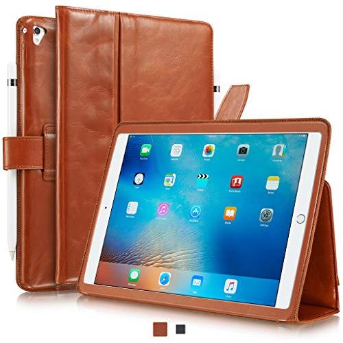 KAVAJ Lederhülle London geeignet für Apple iPad 8 iPad 7 2020/2019 10.2