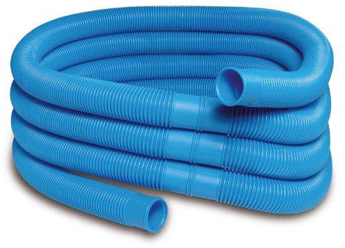 Steinbach Schwimmbadschlauch, Fixlänge 6,0 m, Kunststoff, gemufft, blau, 060015