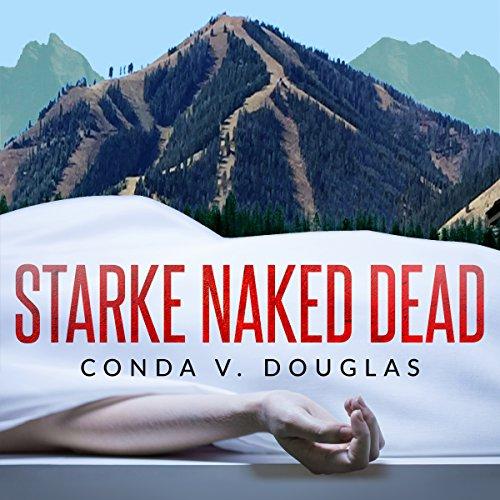 Starke Naked Dead audiobook cover art