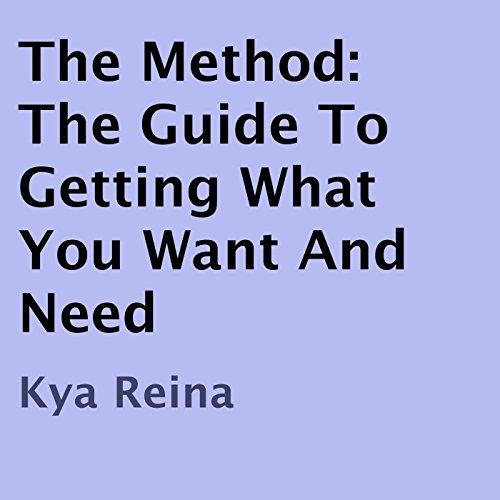 The Method audiobook cover art