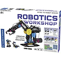 Thames & Kosmos Robotics Workshop Model Building & Science Experiment Kit