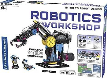 Thames & Kosmos Robotics Model Building & Science Experiment Kit