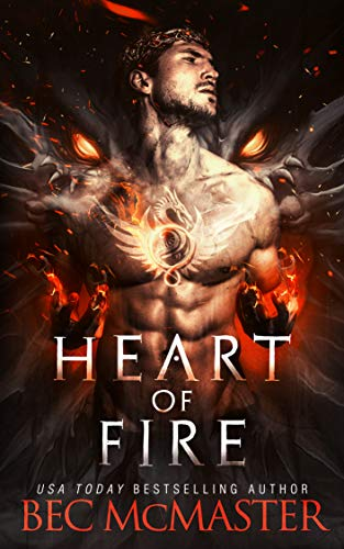 Heart Of Fire (Legends of the Storm Book 1) (English Edition)