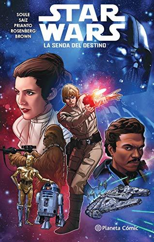 Star Wars nº 01 La senda del destino (tomo) (Star Wars: Recopilatorios Marvel)