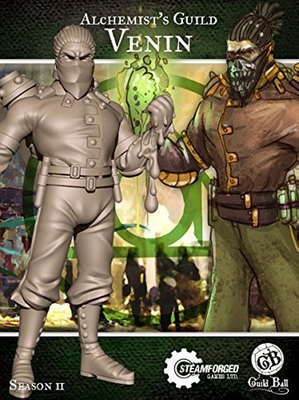 Guild Ball  Venin (Season 2) by Steamforged Games