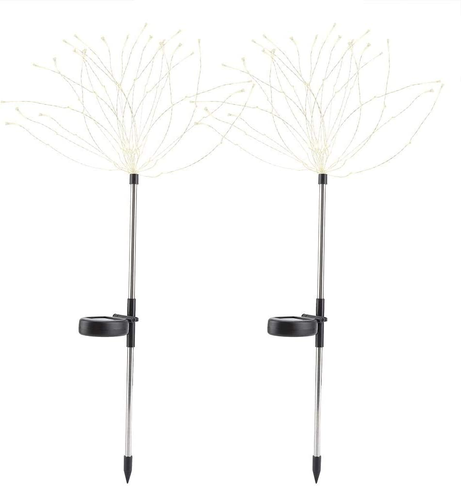 Solar Fairy Light - 2Pcs Super popular specialty store LED String Lights Outdoor Powered Limited Special Price