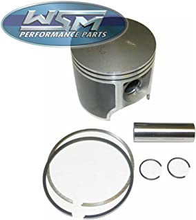 1997-1999 Seadoo GSX LTD (951 Carb Motor) Top End Engine Piston Kit [Bore Size: 88.75 mm]