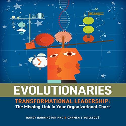 Evolutionaries audiobook cover art