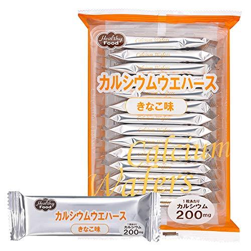カルシウムウエハース きなこ味 6.5g×14枚