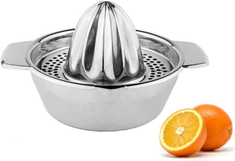 Stainless Steel Online Atlanta Mall limited product Lemon Squeezer Manual Fruit Wi Juicer Extractor