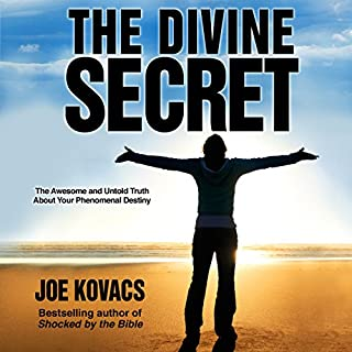 The Divine Secret audiobook cover art