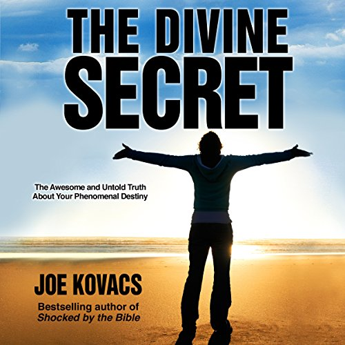 The Divine Secret audiobook cover art