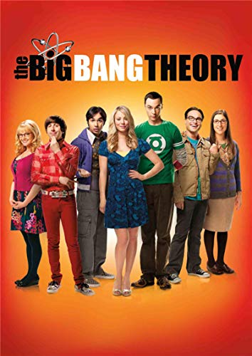 lubenwei The Big Bang Theory Posters Canvas Painting Posters and Prints Wall Art Picture for Living Room Home Decor (AO-1929) 50x70cm No frame