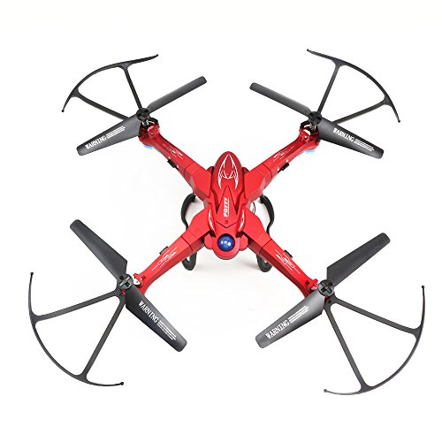 Goolsky FQ777 FQ20W 2.4G Wifi FPV 2.0MP Fotocamera Braccio staccabile Altitudine Hold RC Quadcopter