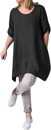 029a8446ac39 TWGONE Tunic Tops for Leggings for Women Plus Size for Spring Summer  Feminino Vestido Ladies Dress