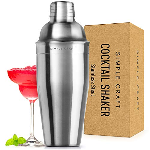 Professional Cocktail Making Set With Stand /& Apron /& Personalized Card Martini Drink Recipe Book Mohito Shaker Cocktail Set Margarita Exclusive Gift 550 ml Stainless Steel Shaker 14 Pcs