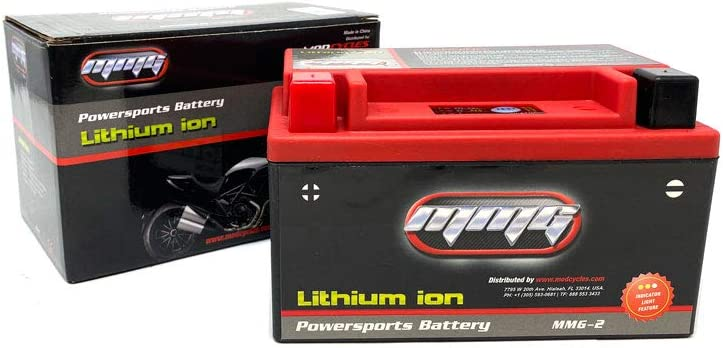 YTX7A-BS Lithium Ion Sealed Powersports 12 Volts 160 Battery LCA Minneapolis Latest item Mall