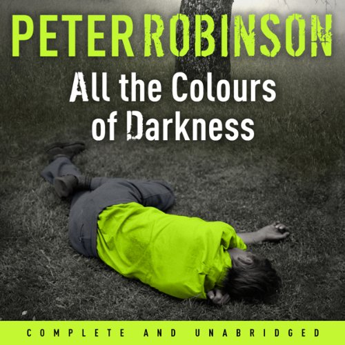All the Colours of Darkness audiobook cover art