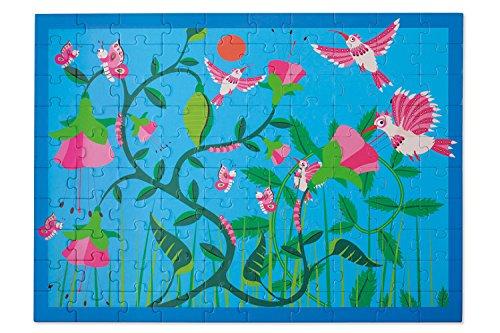 Scratch- Puzzle pour Enfant, 6181093, Multicolore