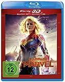 Captain Marvel [3D Blu-ray]