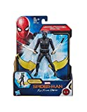 Hasbro Spider-Man - Far from Home Web Strike Action Figuras de 15 cm, Multicolor, E4117ES0