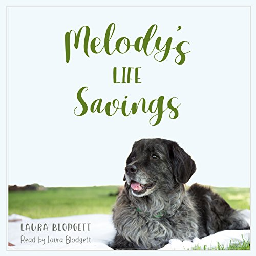 Melody's Life Savings audiobook cover art