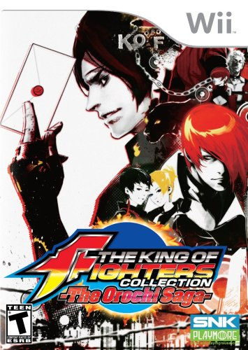 WII KING OF FIGHTERS: OROCHI SAGA