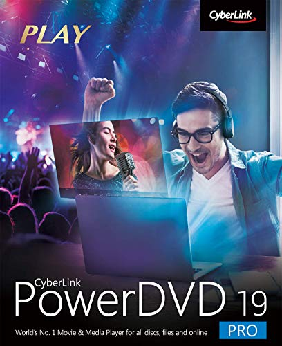 CyberLink PowerDVD 19 Pro | PC | PC Activation Code by email