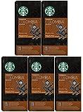 Starbucks Nespresso Colombia - Cápsulas de café (50 unidades, 5 x 10 unidades)