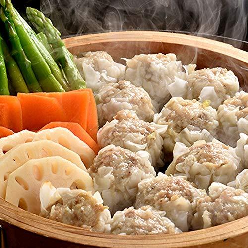 [餃子の王国]ほたて貝柱焼売(シュウマイ) 20g×8個 国産 ほたて しゅうまい 冷凍 レンジ 簡単 調理