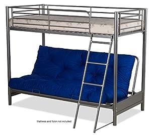 Humza Amani Alaska [Filton] Futon Bunk Bed Frame Only