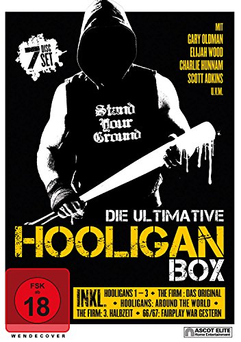 Die Ultimative Hooligan Box [7 DVDs]