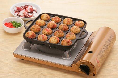 Iwatani Takoyaki Grill Pan