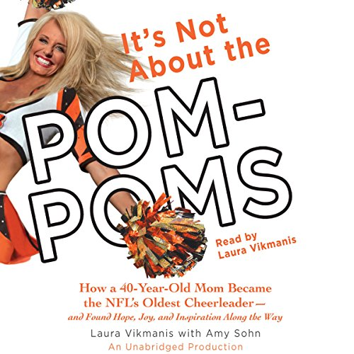 It's Not About the Pom-Poms cover art