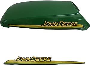 John Deere AM132530 Hood with Decal for LT150, LT160, LT170, LT180, LT190