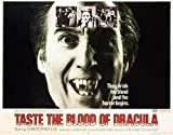 Posterazzi Taste The Blood Of Dracula Christopher Lee...