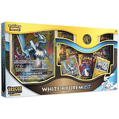 Pokemon TCG: Dragon Majesty Special Collection White Kyurem GX Box