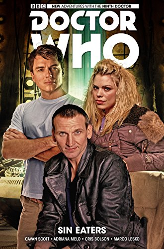 Doctor Who: The Ninth Doctor Volume 4: Sin Eaters (Dr Who) [Idioma Inglés]