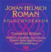 Roman: Conc.Violin & Strings