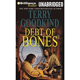 Debt of Bones cover art