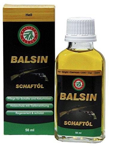 BALSIN Olio per calci | Chiaro | 50 ml