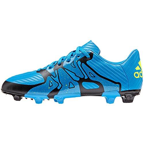 Adidas X 15.3 Fg / ag FuÃ?ballschuh Junior (Solar-Blau) Sz. 3.5